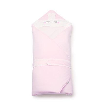 Purcotton - Khăn quấn Cotton cho bé sơ sinh 90x90cm