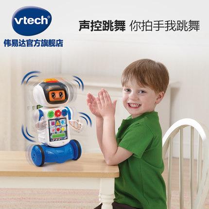 VTech - Robot đồ chơi Điều khiển bằng giọng nói cho trẻ em.