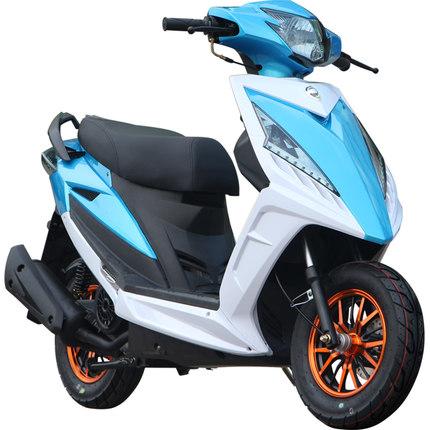 Mountain Brother xe môtô / xe máy Xe máy tốc độ ma lửa Guosi EFI có thể được cấp phép trên chiếc xe
