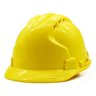 DUNSHOU Nón bảo hộ Kỹ thuật ABS hardhat giám sát trang web lãnh đạo thợ điện xây dựng thợ mỏ mũ bảo
