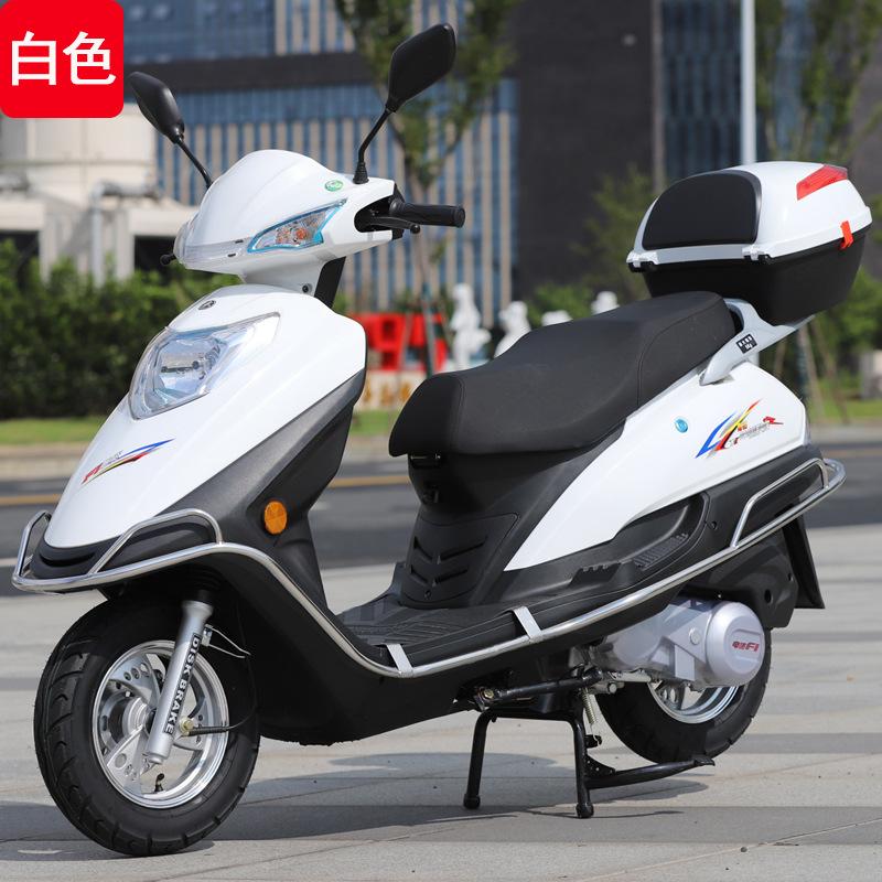 KUNHAO xe môtô / xe máy EFI Yuzuan xe tay ga nhiên liệu cho nam và nữ