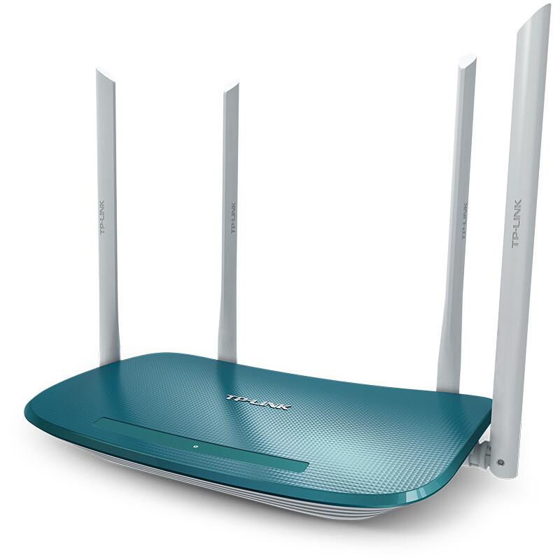 Tp-link Modom Wifi bộ định tuyến không dây WDR5620 wifi nhà thông qua cáp quang 1200m tần số kép tpl