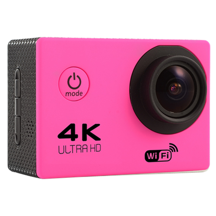 Vikewe Máy ảnh thể thao Camera thể thao ngoài trời HD 4K F60 WIFI Adventure Camera chống nước 2.0 In