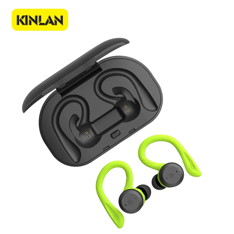 Tai nghe không dây Bluetooth IPX7 chống nước thể thao tws5.0