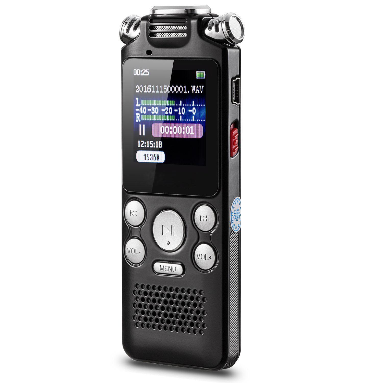 Máy ghi âm kỹ thuật số chuyên nghiệp .