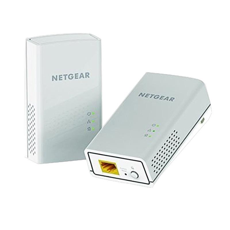 Netgear Powerline PLC Mạng lưới giám sát mạng Netgear PL1200M của Mỹ HD IPTV Gigabit cáp mở rộng