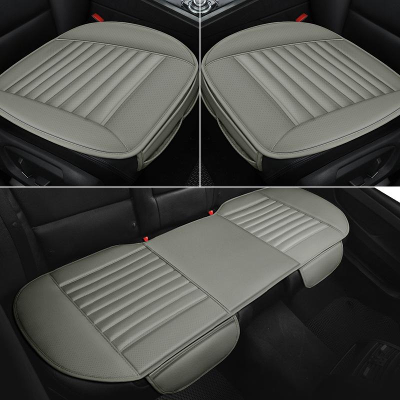 CHUANGYING Đệm massage Bốn mùa vụ nổ nóng mong muốn được thiết kế đặc biệt cho ghế ngồi ô tô ba mảnh
