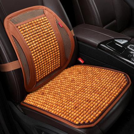 Hai Yao Era - Miếng đệm lót hạt gỗ cho ghế ô tô, xe hơi .