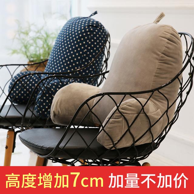 PIAOLIUCHENG Gối tựa lưng Sofa văn phòng tùy chỉnh xuyên biên giới bốn mùa gối tựa lưng phổ quát cho
