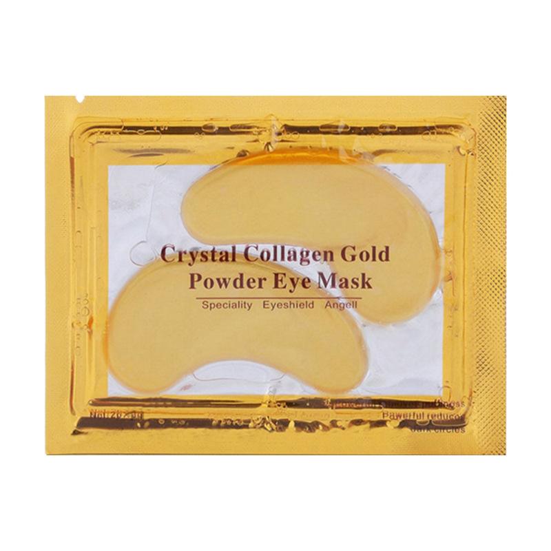 SHMY Mặt nạ mắt Collagen Gold Làm dịu nâng mặt nạ làm săn chắc mặt nạ mắt