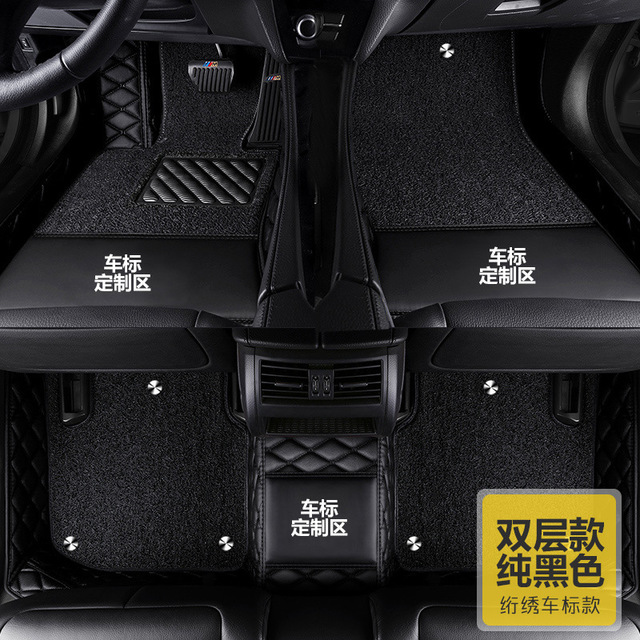 OUXIANG Bộ khung khuếch tán khí Bàn chân chuyên dụng C-HR Yize IZOA, đệm chân tròn hai lớp bằng lụa