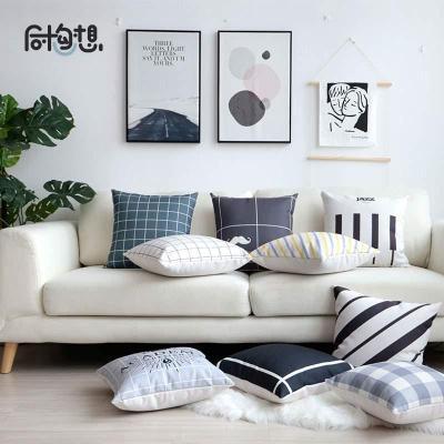 Mềm, gối, nệm, phòng khách, tân tiến đơn giản, vàng đệm lót, xe hơi, túi gối, lưới, giường đỏ, hậu p