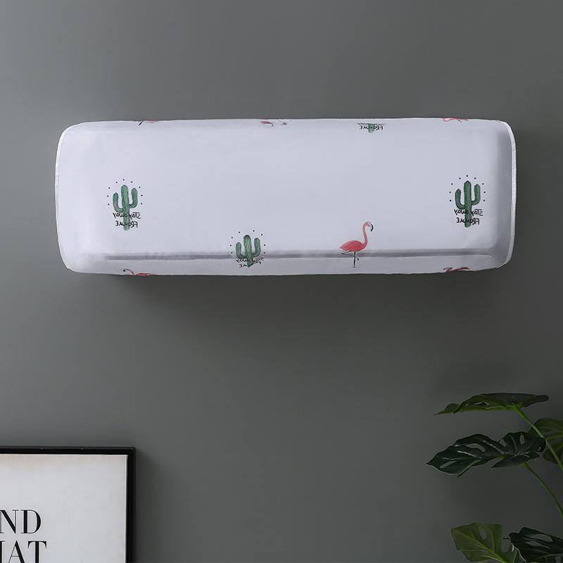 RONGLING vỏ bọc điều hoà Túi giúp máy lạnh 2574 che bụi che tường trong nhà bảo vệ hộ gia đình che p