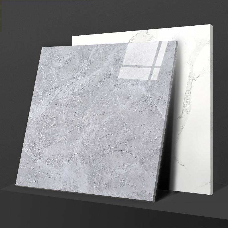 SIQI Đá hoa cương Gạch lát sàn 800x800 đầy đủ tráng men chống trượt sàn gạch phòng khách mới lát đá