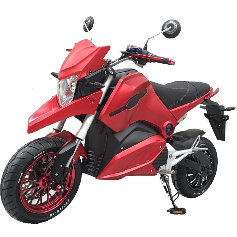 SHIJIEFENG xe môtô / xe máy Xe máy điện M5 xe máy điện chỉnh sửa dành cho người lớn điện cao cấp xe