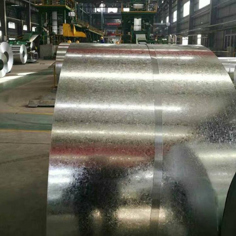 Tôn mạ kẽm Cuộn mạ kẽm tại chỗ 0,4mm-0,9mm Tấm mạ kẽm nhúng nóng 1.0mm-2.0mm Bán lẻ cắt theo kích cỡ