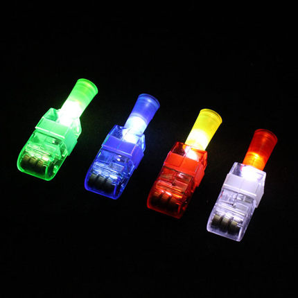 henes  Đồ chơi phát sáng  Phim hoạt hình trẻ em chiếu nhẫn đồ chơi ngón tay phát sáng chợ đêm đầy mà