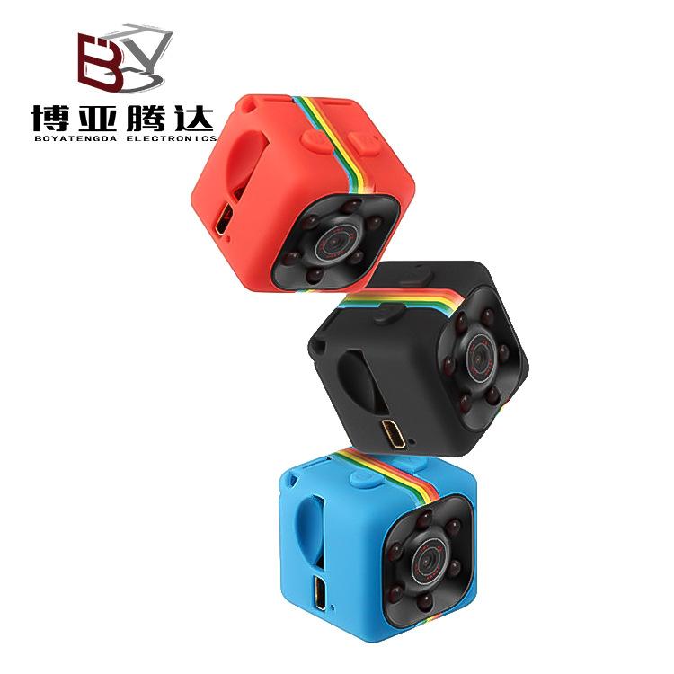 OEM Máy ảnh thể thao Máy quay phim SQ11 Camera thể thao ngoài trời Camera nhỏ 1080P HD Night Vision
