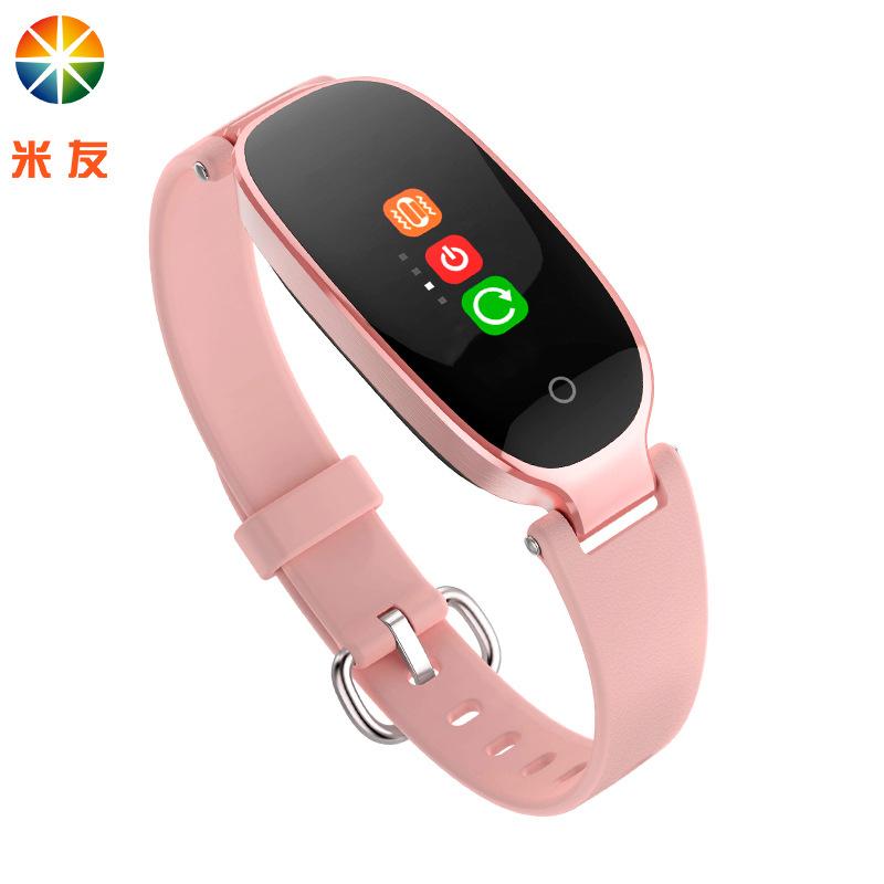 Đồng hồ đeo tay thông minh đo nhịp tim Không thấm nước Bluetooth