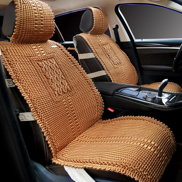 LUBINGHUA - Đệm lót ghế ngồi xe hơi thoáng mát