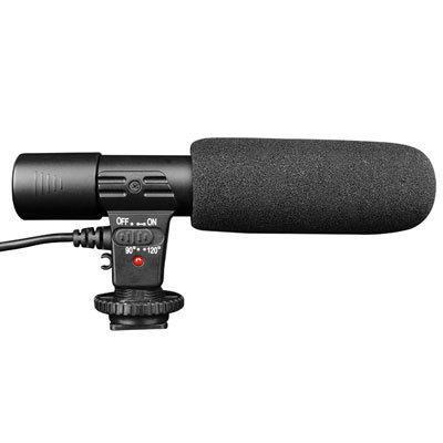 Micro MIC-01 cho máy ảnh DSLR / Camera / DV / Máy tính / Bút thoại