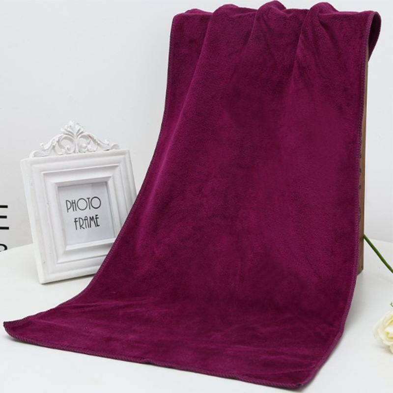 Túi khăn tóc bán buôn khăn cắt tóc cửa hàng làm đẹp thẩm mỹ viện Baotou khăn dày thấm nước khô khăn
