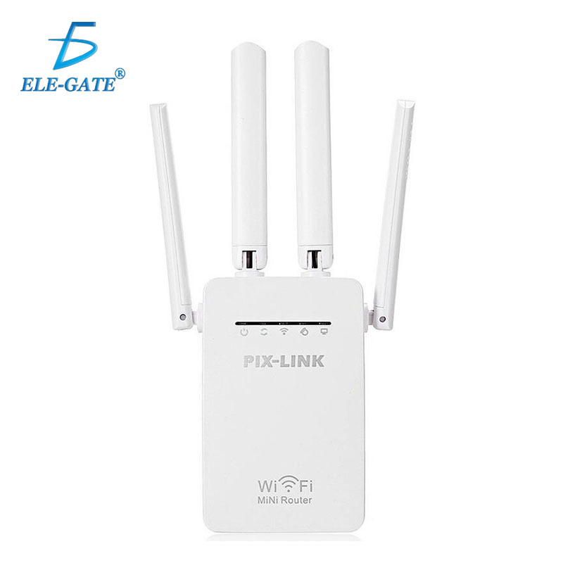 ELE-GATE B Modom Bộ định tuyến khuếch đại tín hiệu wifi không dây 300M