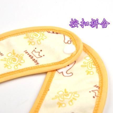 Set Khăn Yếm vải cho bé sơ sinh .