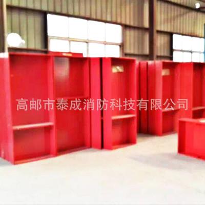 Hộp đựng vòi chữa cháy Các nhà sản xuất thiết bị chữa cháy Gaoyou sản xuất các thông số kỹ thuật và