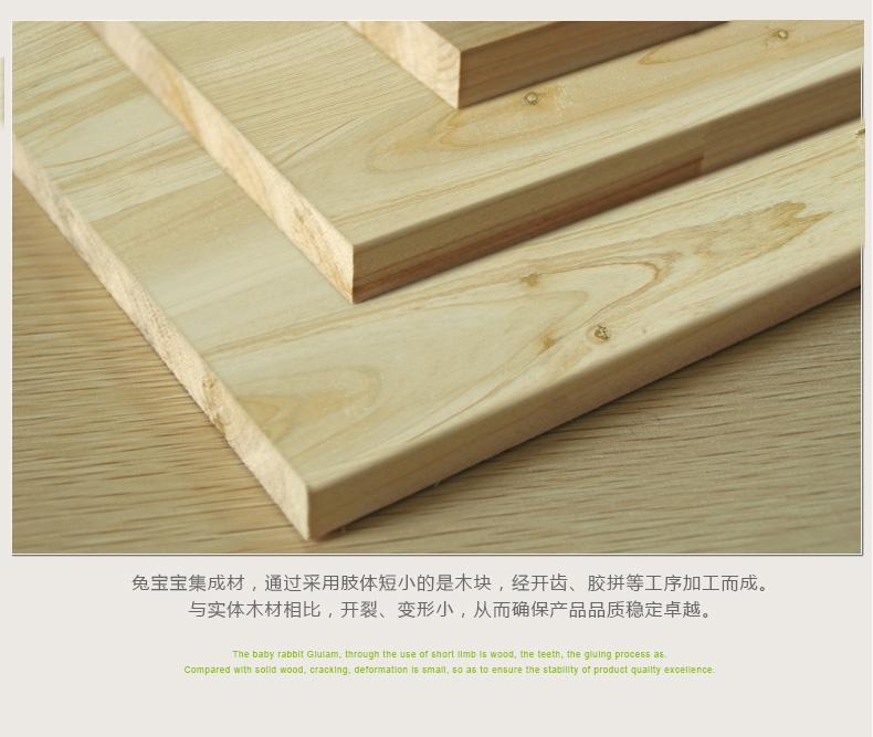 Tấm sơ mi thỏ, tấm sơ mi Trung Quốc, bảng A0, 17mm, tấm ván đôi, bảng gỗ tổng hợp, bảng trang trí
