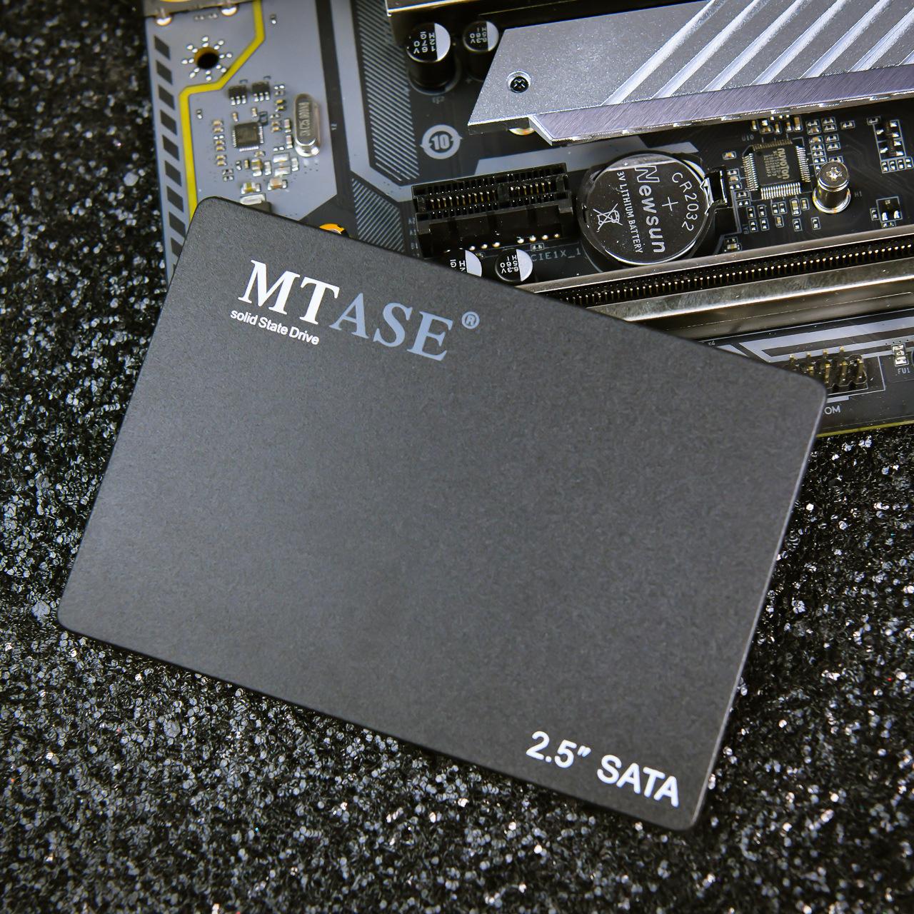 MTASE Ổ cứng SSD Factory Direct Charm Black War SSD 240g SSD SSD Ổ cứng máy tính để bàn