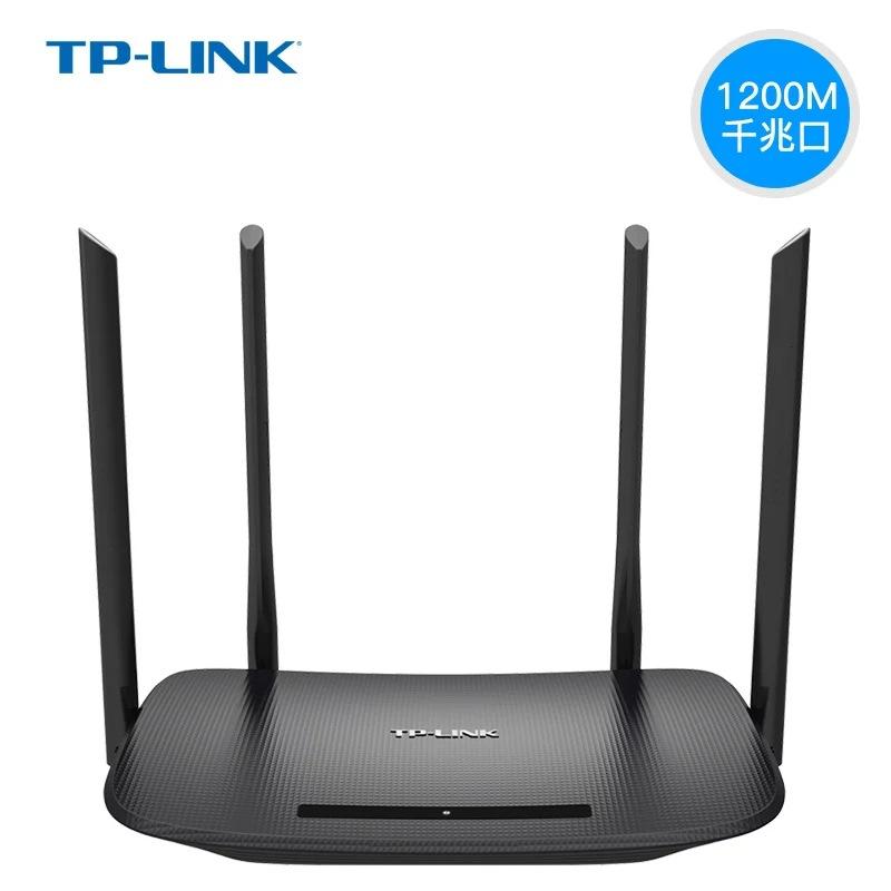 TP-LINK Modom Wifi Bộ định tuyến không dây Gigabit hai băng tần TP-LINK điểm truy cập wifi thương mạ