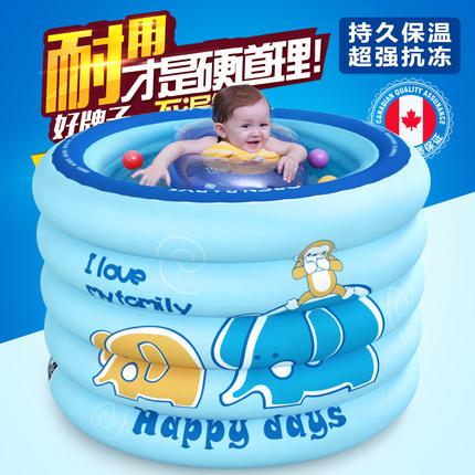 Bể Bơi phao mini cho bé yêu - OPEN BABY