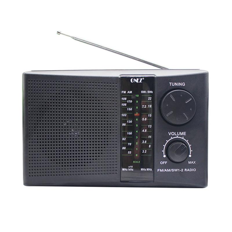 Máy Radio Đài phát thanh di động Vance s-f18 4 băng tần