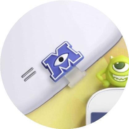 Nút cắm chống bụi Công ty sản xuất ra hệ thống xương quái vật lớn đại học mắt lớn MRX USB sạc sạc sạ