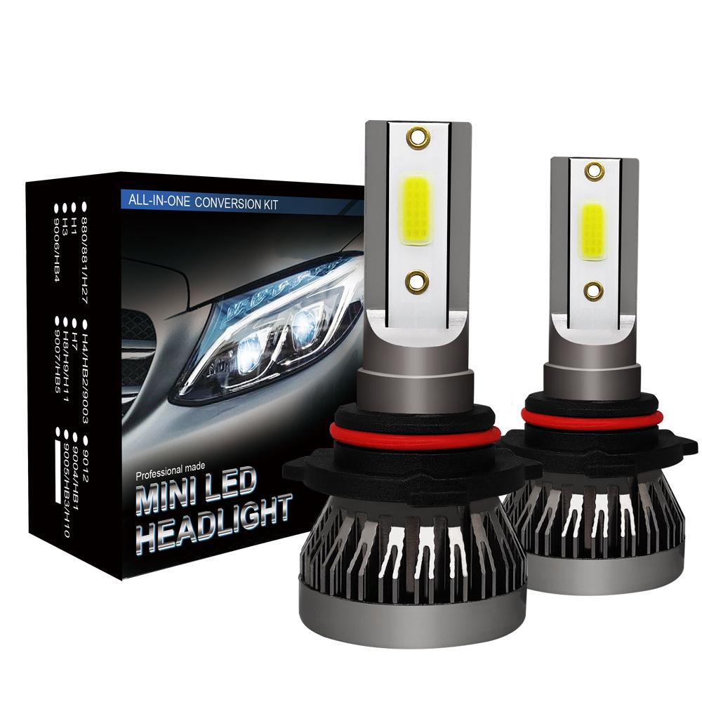 CHUANYUEHU đèn xe Xuyên biên giới dành riêng cho xe mini1 mới đèn pha led hạt đèn pha hạt xe nhà máy