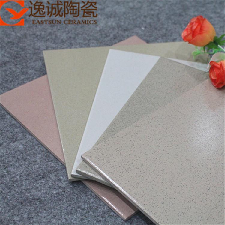 YICHENG Gạch men sứ Kỹ thuật cho thuê nhà xưởng gạch ký túc xá gạch lốm đốm 300 * 300 600 * 600 gạch