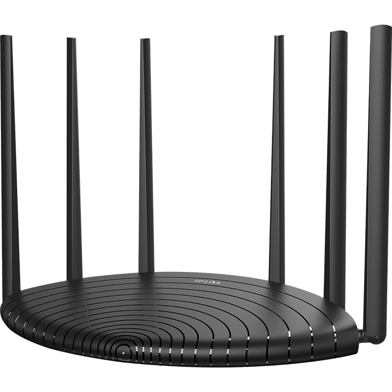 TP-LINK Modom Bộ định tuyến Gigabit kép 1900M Wireless Home Dual Band WDR7661 Gigabit Cổng WIFI qua