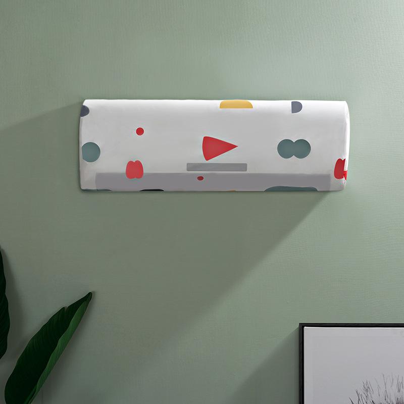 vỏ bọc điều hoà Nhà máy trực tiếp đơn giản hoa Móc áo điều hòa không khí Bao gồm phòng ngủ Tất cả ba