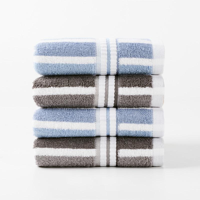 Thị trường khăn Nhà máy sản xuất khăn sợi tre trực tiếp làm đẹp khăn mặt vuông nhỏ thấm khăn tre
