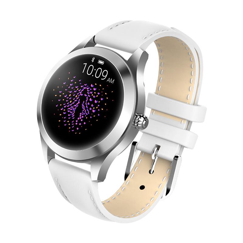 Đồng hồ đeo tay thông minh KW10  không thấm nước Pedometer Heart Rate Monitor