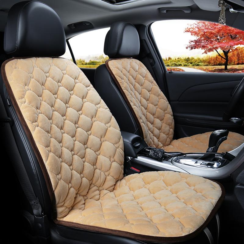 ZHONGXING Đệm giữ ấm Đệm xe mới sưởi ấm, bọc ghế, đệm sưởi phía sau, xe hơi phổ biến 12V Ghế đệm