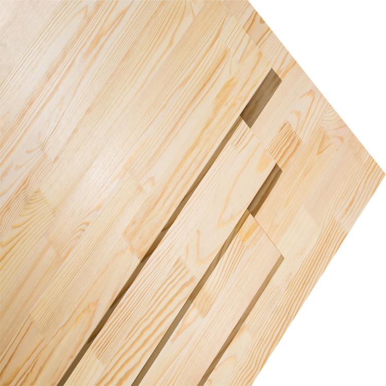 YINGLIN Ván gỗ Pinus sylvestris gỗ ngón tay chung nhà máy bán trực tiếp chế biến AA tùy chỉnh gỗ rắn