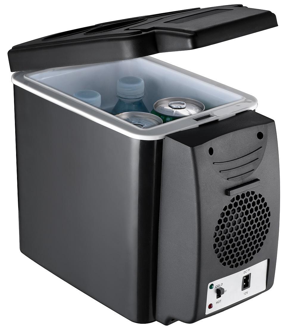 Bộ tủ lạnh mini dung tích 6L cao cấp dùng cho xe hơi xe tải tiện dụng .