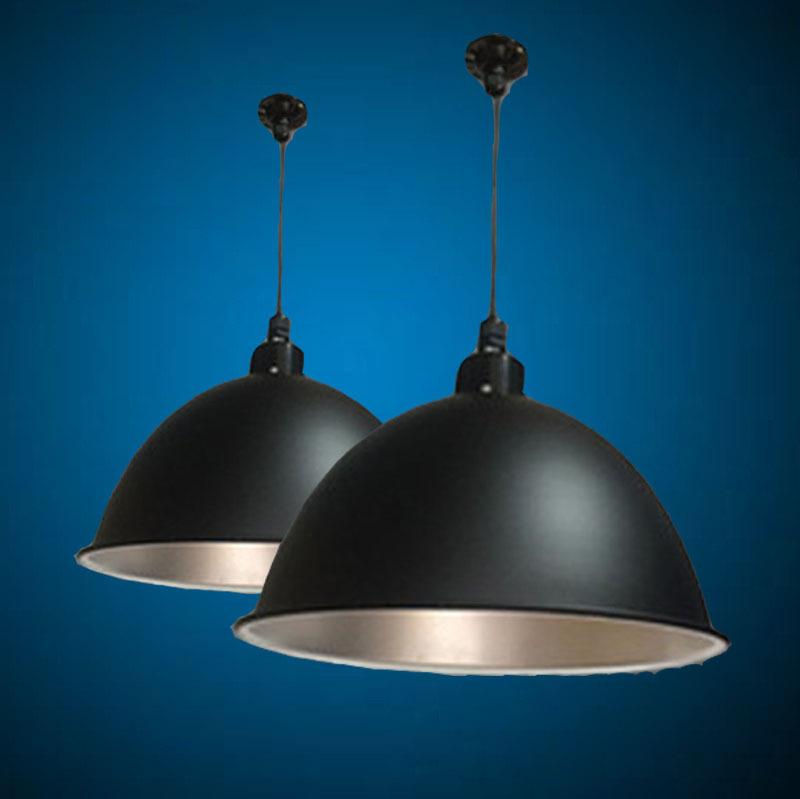 Đèn treo trần trang trí theo phong cách đơn giản .