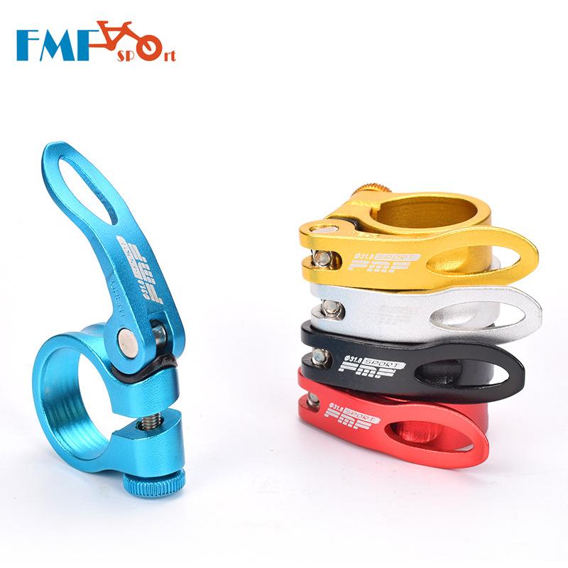 FMF Ống kẹp Kẹp xe đạp MTB Kẹp kẹp ghế 31.8 / 34.9mm Nhôm Kẹp nhả nhanh chóng Kẹp kẹp