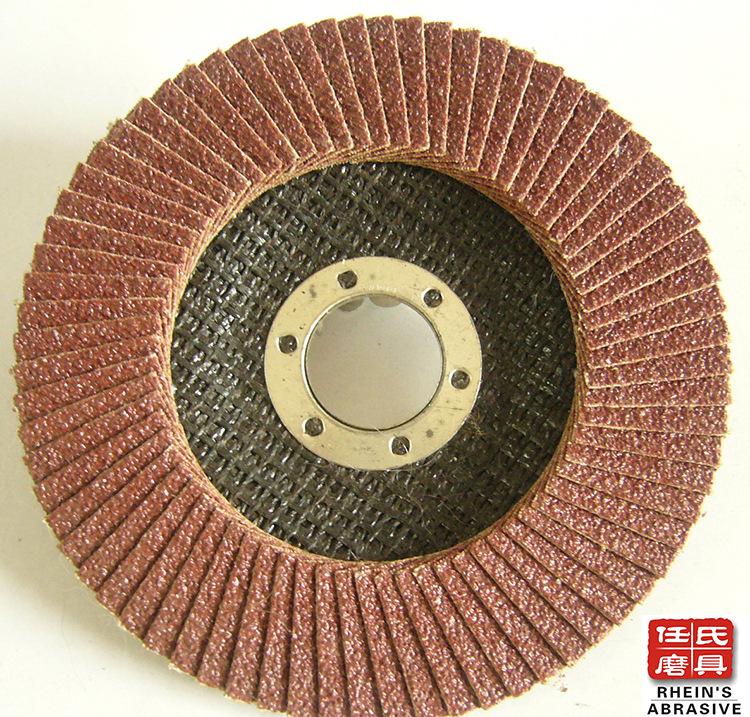 Công cụ mài Nhà máy trực tiếp nắp bánh xe 115mm tấm đánh bóng louver dày hơn đánh bóng bánh xe công