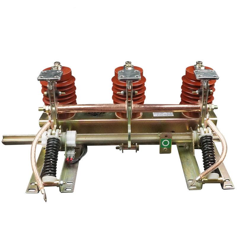 DONGCHEN Cầu dao điện cao áp JN15-12-31.5 Công tắc nối đất điện áp cao trong nhà 10KV Công tắc nối đ
