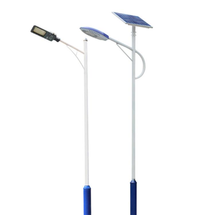 PUGUANG Đèn đường Nhà máy trực tiếp led ngoài trời tích hợp năng lượng mặt trời đường phố bán buôn x