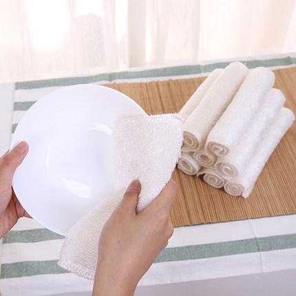 Maryya Khăn rửa chén 10 chiếc khăn sợi tre đẹp
